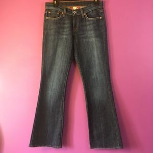 """Lucky brand Dungaree size 2/26 - inseam 30"""" short"""